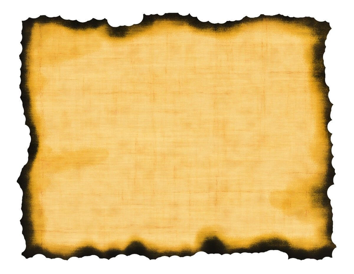 Printable Blank Treasure Maps For Children | Treasure Maps With Blank Pirate Map Template