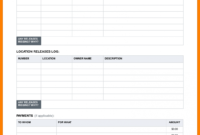 Production Report Mplate Excel Monthly Example Daily Format with Monthly Productivity Report Template