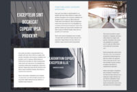 Professional Brochure Templates | Adobe Blog intended for Adobe Indesign Tri Fold Brochure Template