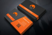 Professional Business Card Design | Photoshop Tutorial with regard to Business Card Template Photoshop Cs6