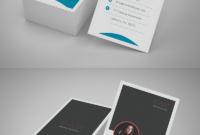 Professional Business Card Vol. 02 Corporate Identity regarding Professional Name Card Template