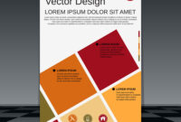 Professional Flyer Design Template intended for Professional Brochure Design Templates