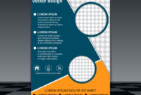 Professional Flyer Design Template throughout Professional Brochure Design Templates