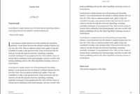 Professional-Looking Book Template For Word, Free – Used To Tech with regard to 6X9 Book Template For Word