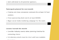 Progress Report: How To Write, Structure And Make It for Company Progress Report Template