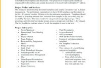 Project Scope Management Plan Template Free Example Pdf in Team Charter Template Powerpoint