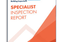 Property Condition Report | Jim's Building Inspections regarding Property Condition Assessment Report Template