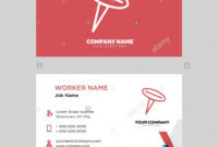 Push Pin Business Card Design Template, Visiting For Your with regard to Push Card Template