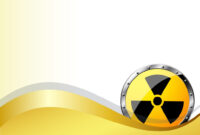 Radiation Radioactivity Powerpoint Templates – Business intended for Nuclear Powerpoint Template