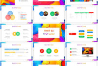 Ranpintang Colorful Presentation Template – Just Free Slides With Regard To Price Is Right Powerpoint Template