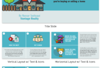 Real Estate Report Template Infographics To Improve Your with regard to Real Estate Report Template