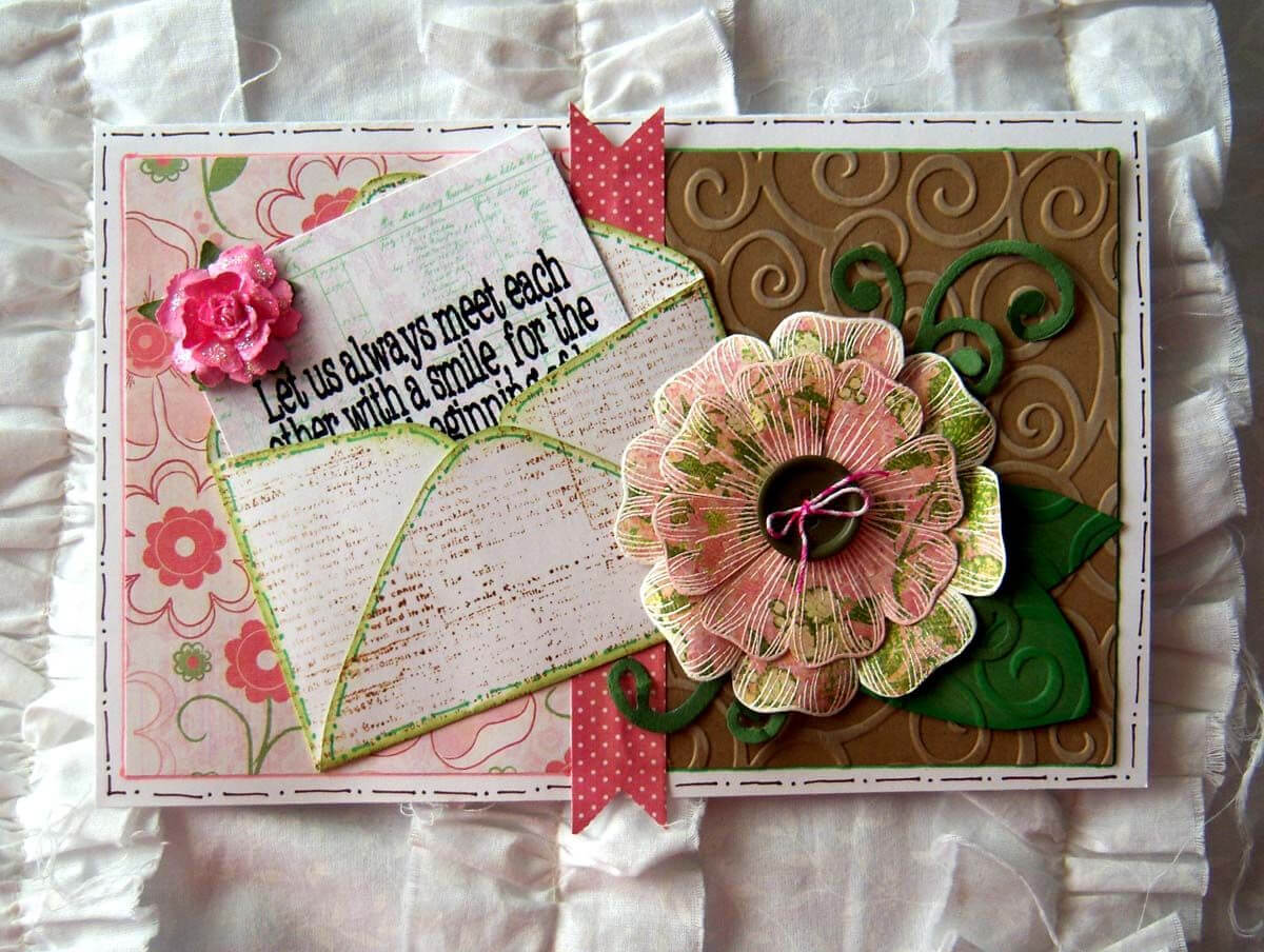 Recollections Cards And Envelopes Templates Free - Yahoo Intended For Recollections Card Template