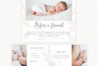 Refer A Friend Photography Template | Bonus Business Cards for Photography Referral Card Templates