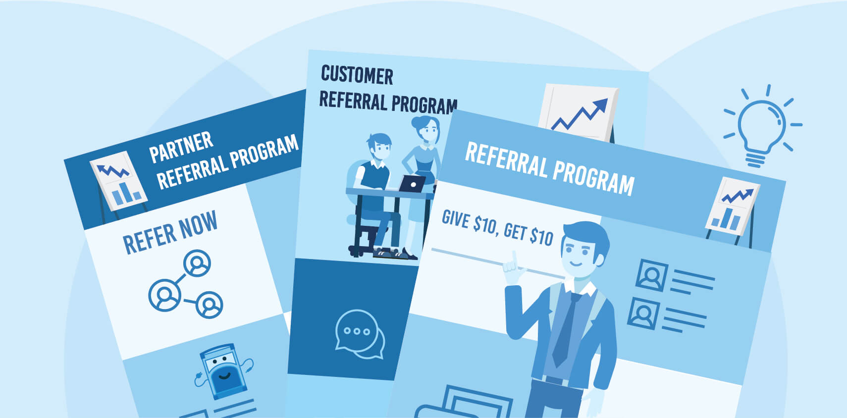 Referral Program Template – A Blueprint For Killer Conversions With Regard To Referral Card Template Free
