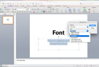Replacing All The Fonts In My Presentation At One Time inside Replace Powerpoint Template