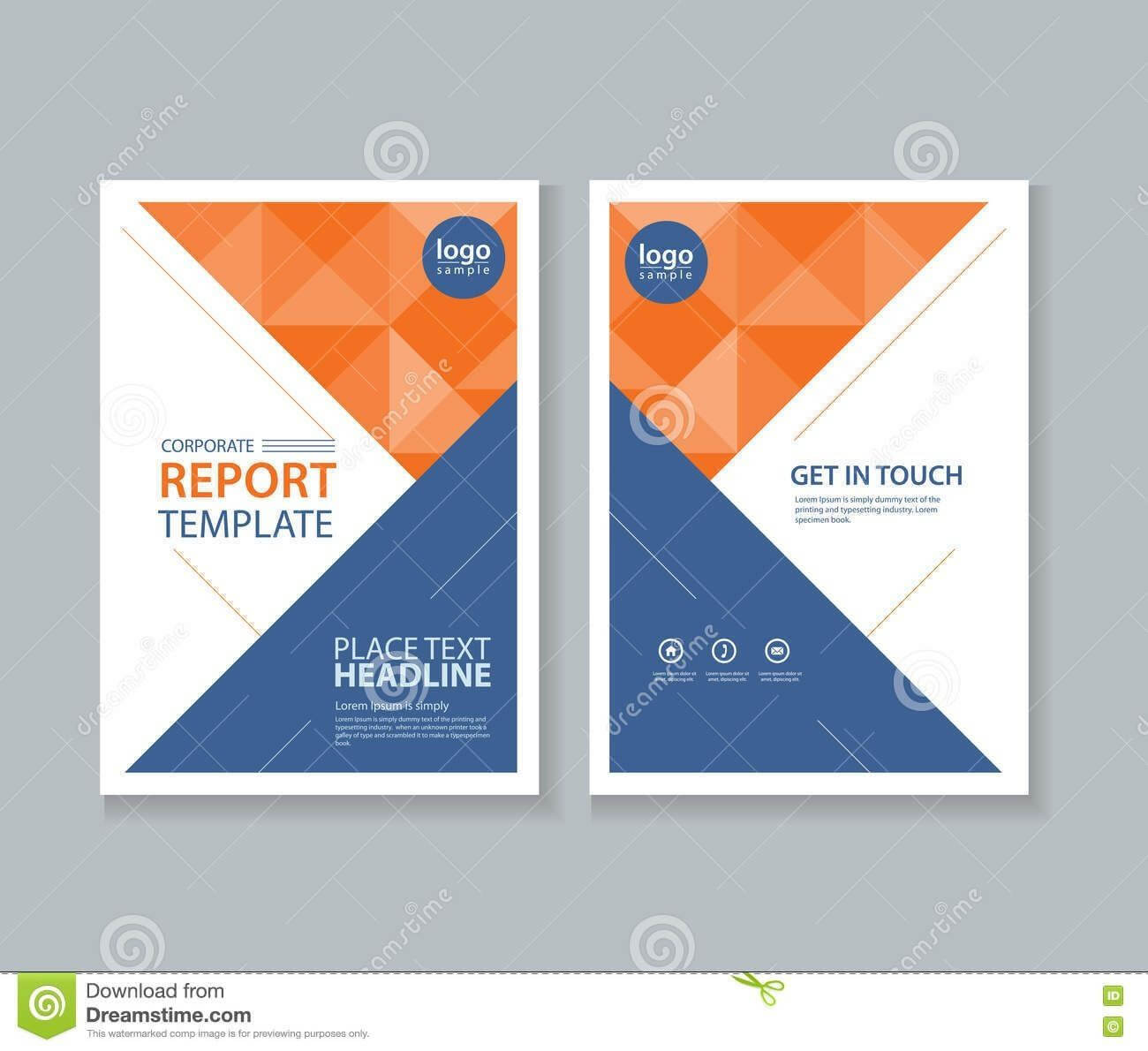 Report Cover Design Templates - Hatch.urbanskript.co For Intended For Word Report Cover Page Template