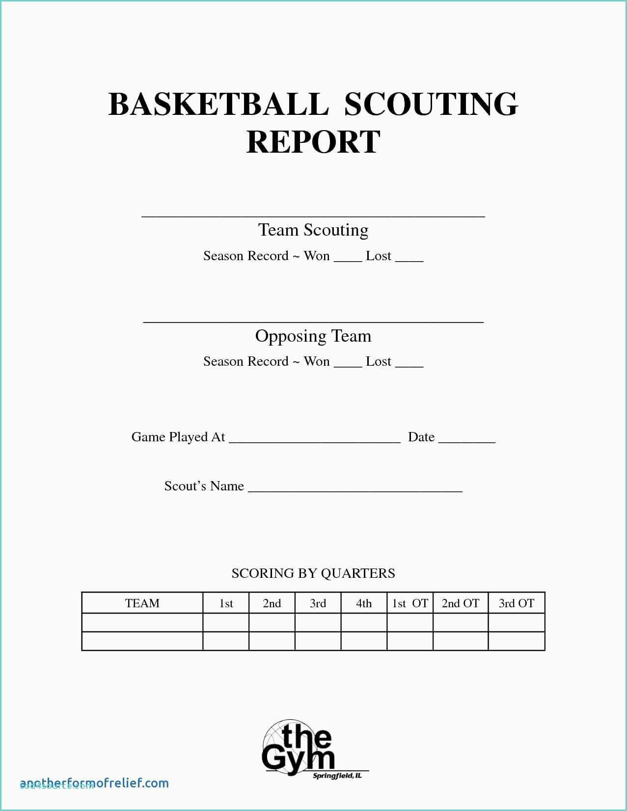 Report Examples College Basketball Scouting Template Team Regarding Scouting Report Basketball Template