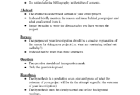 Research Report Sample Examples Writing In Psychology Market with regard to Research Report Sample Template