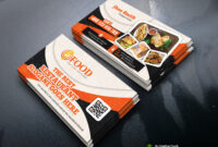 Restaurant Business Card Templatecreative Touch On Dribbble with Call Card Templates