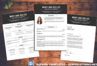 Resume Template Id02 throughout Resume Templates Microsoft Word 2010