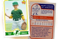 Retro 75 Series Is The Primary Custom Baseball Card Design with regard to Baseball Card Template Word