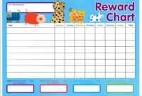 Reward Chart Templates – Word Excel Fomats with regard to Reward Chart Template Word