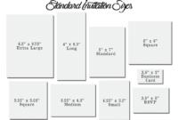 Rsvp Envelope Size – Ironi.celikdemirsan pertaining to Wedding Card Size Template