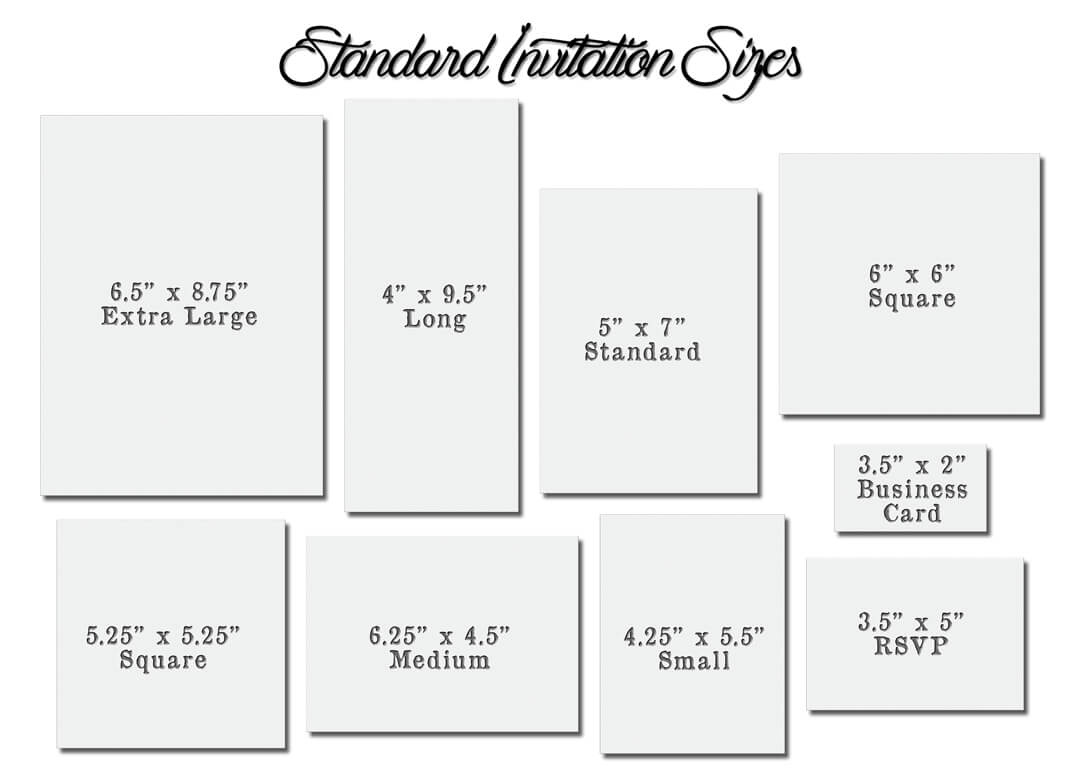Rsvp Envelope Size - Ironi.celikdemirsan Pertaining To Wedding Card Size Template