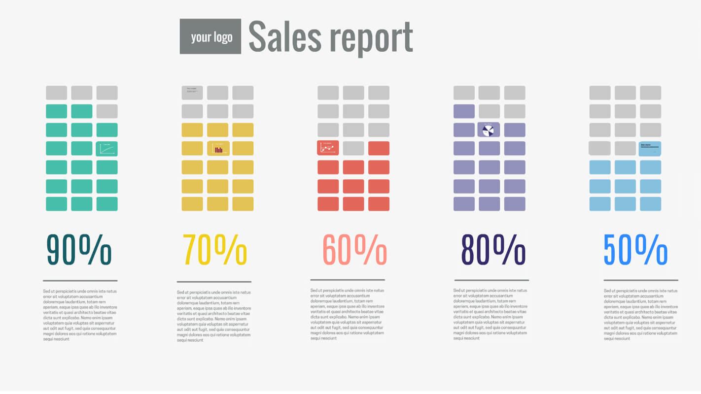 Sales Report – Prezi Presentation Template | | Creatoz With Sales Report Template Powerpoint