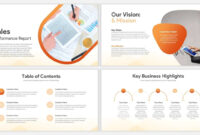 Sales Report Template For Powerpoint Presentations | Slidebazaar Within Sales Report Template Powerpoint