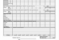 Sample Balance Sheet For Llc Glendale Community Document in Air Balance Report Template
