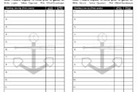 Sample Baseball Roster 6 Documents In Pdf Similiar Baseball inside Softball Lineup Card Template