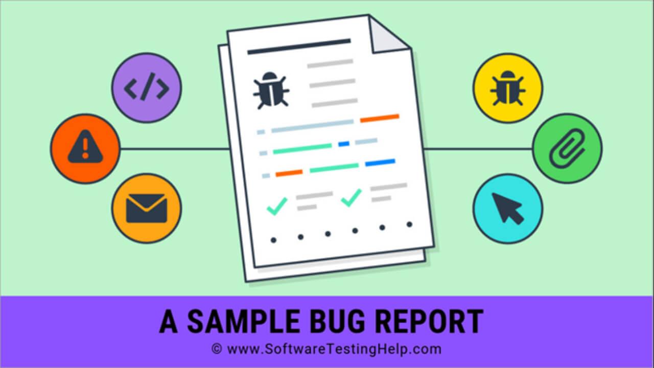 Sample Bug Report. How To Write Ideal Bug Report Regarding Bug Summary Report Template