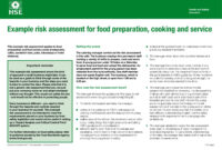 Sample Risk Assessmentkatie Allen – Issuu within Safety Analysis Report Template