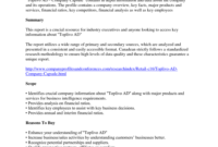 Samples Of Financial Reports Analysis Report And With pertaining to Business Analyst Report Template