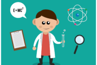 Science Fair Boy – Download Free Vectors, Clipart Graphics in Science Fair Banner Template