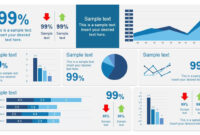 Scorecard Dashboard Powerpoint Template | Dashboard Design throughout Powerpoint Dashboard Template Free