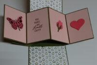 Sensational Pop Up Card Templates Free Template Ideas pertaining to Pop Up Wedding Card Template Free