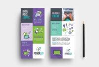 Seo Agency Dl Card Templatebrandpacks On @creativemarket in Dl Card Template