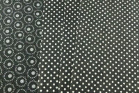 "Set Of 2 Black And White Polka Dot Paper 12"" X 12"" Craft Scrapbook Card  Making throughout Recollections Cards And Envelopes Templates"