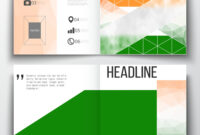 Set Of Annual Report Business Templates For pertaining to Ind Annual Report Template