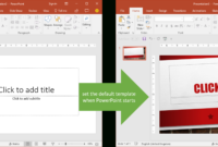 Set The Default Template When Powerpoint Starts | Youpresent within Powerpoint 2013 Template Location