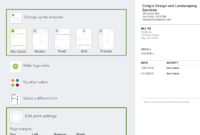 Set Up And Send Progress Invoices In Quickbooks On throughout Quick Book Reports Templates