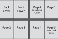 Setting Up A5 Landscape Brochure Layout In Illustrator – How with regard to 6 Sided Brochure Template