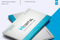 Simple Hospital Business Card Template | Free & Premium for Call Card Templates