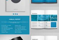 Singular Free Annual Report Template Indesign Ideas Adobe in Free Annual Report Template Indesign