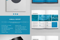Singular Free Annual Report Template Indesign Ideas Adobe intended for Free Indesign Report Templates