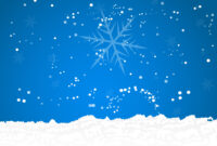 Snow Powerpoint – Free Ppt Backgrounds And Templates with regard to Snow Powerpoint Template