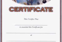 Soccer Award Certificates – Kids Learning Activity regarding Soccer Certificate Templates For Word