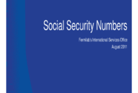 Social Security Card Template – Fill Online, Printable intended for Social Security Card Template Pdf